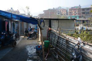 im PLC die sanitären EInrichtungen