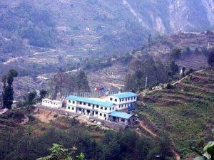 Projekt: Schule Helambu