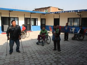 Projekt: Disabled Service Center