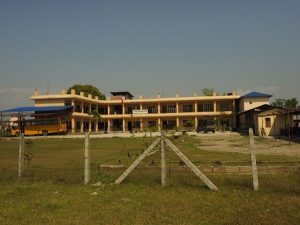 Projekt: Schule Sauraha